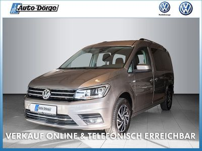 gebraucht VW Caddy Maxi Life 2.0 TDI JOIN/DSG/NAVI/XENON/7 Sitzer/ALU/ACC
