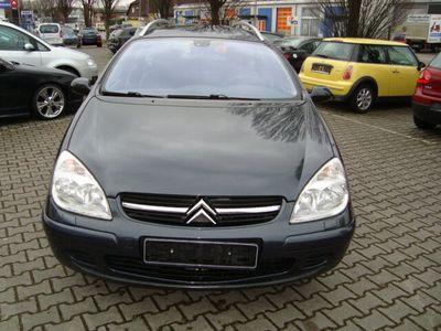 gebraucht Citroën C5 Kombi Automatik 2.0 Exclusive
