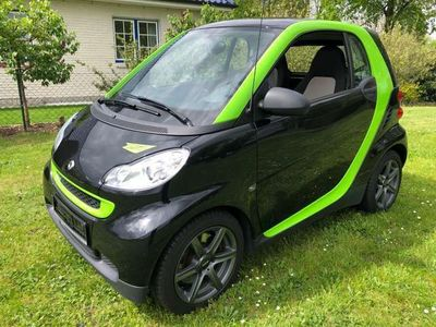 gebraucht Smart ForTwo Coupé softouch pure micro hybrid drive