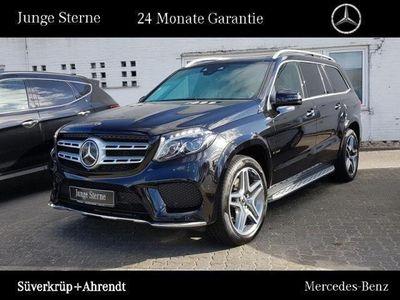 gebraucht Mercedes GLS350 d 4M AMG Line Comand LED AHK Airmatic Fah