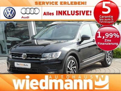 gebraucht VW Tiguan JOIN 2.0 TDI, 5J.Gar.!+AHK+ACC+Navi+Climatr.+SHZ