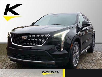 gebraucht Cadillac XT4 350T AWD Premium Luxury LED Navi Massagesitze Klimasitze e-Sitze Parklenkass.
