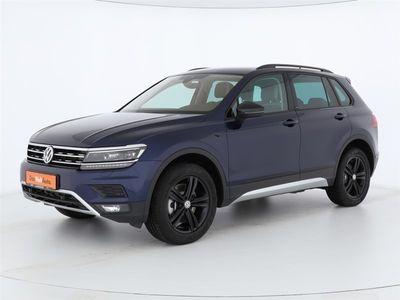 gebraucht VW Tiguan Comfortline 2,0 TSI Navi Einparkhilfe