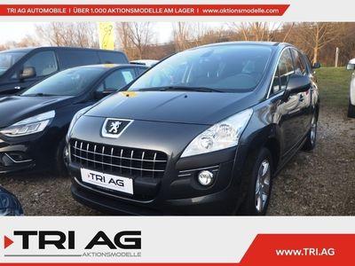 gebraucht Peugeot 3008 Premium 1.6 THP 155 165 Panorama Klimaautom Temp C