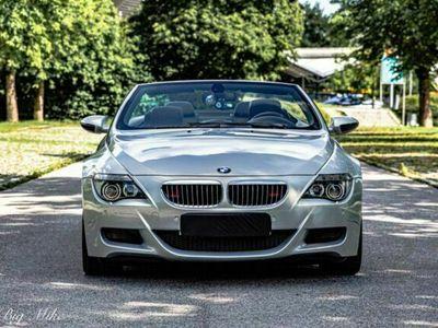 gebraucht BMW M6 Cabriolet Sonderkontrollfahrzeug / Fotofahrzeug