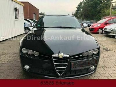gebraucht Alfa Romeo 159 Alfa2.4 JTDM Ti Automatik *Viele Extras **