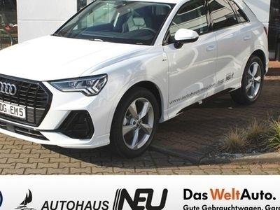 gebraucht Audi Q3 35 1.5 TFSI s tronic S line Matrix Navi Plus