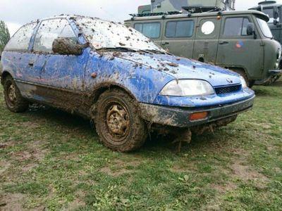 gebraucht Subaru Justy Geländewagen offroad 4x4