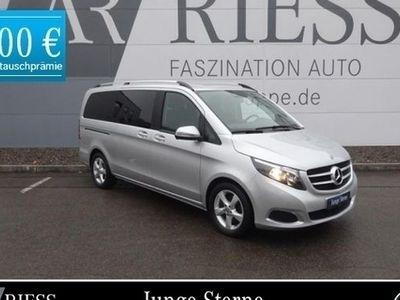 gebraucht Mercedes V250 / EDITION / AHK / NAVI / SPURPAKET/ Rückfa