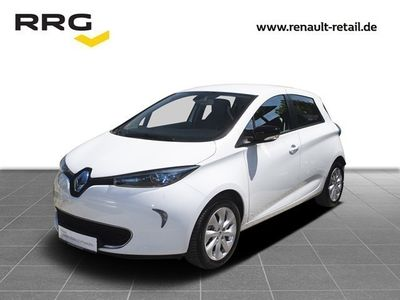 used Renault Zoe INTENS Mietbatterie 22kWh, Standheizung, Kli
