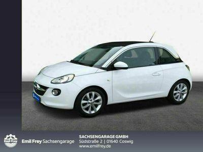 gebraucht Opel Adam 1.4 Open Air el. Faltdach Klimaaut. Parkpilot h.