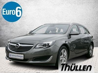 gebraucht Opel Insignia ST 2.0 Innovation Navi, Xenon, Start/Stop