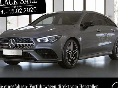 gebraucht Mercedes CLA200 Shooting Brake AMG LED AHK Night Kamera Spurhalt-Ass