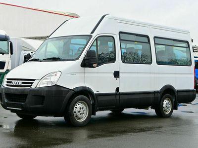 gebraucht Iveco Daily 35S14 3.5t AHK als Van/Kleinbus in Stadthagen