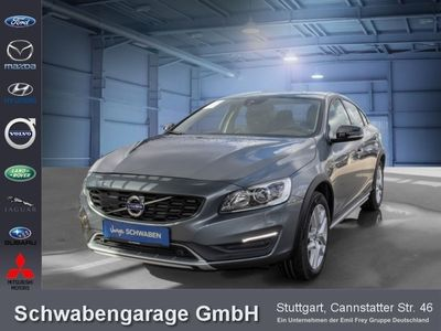used Volvo S60 CC T5 AWD Geartronic Momentum