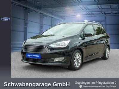 gebraucht Ford Grand C-Max 1.0 EcoB. S&S Titanium Navi Klima