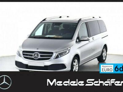 gebraucht Mercedes V220 V-Klassed 4MATIC EDITION Kompakt LED STANDHEIZUNG