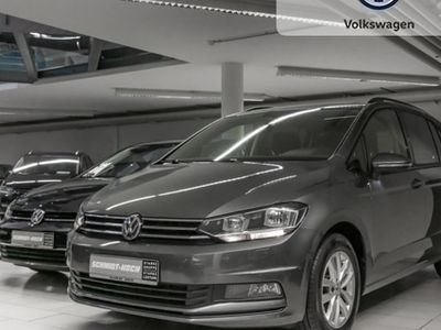gebraucht VW Touran Comfortline 1.4 TSI DSG Van DSG Standhzg.