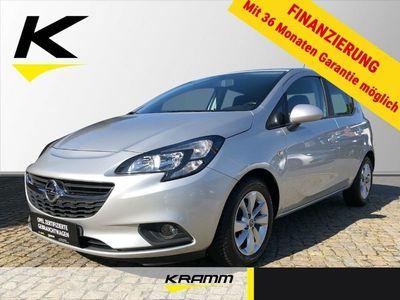 gebraucht Opel Corsa E Active 1.4 Multif.Lenkrad NR Knieairbag
