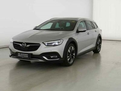 gebraucht Opel Insignia Country Tourer 4x4 Turbo OPC Leder Navi HUD ACC Pa