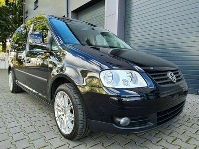 gebraucht VW Caddy Maxi Life 1.9 TDI 7-Sitz 8fach Alu Klima