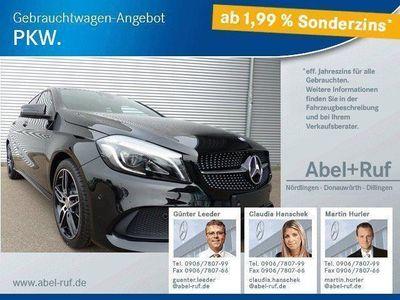 gebraucht Mercedes A180 d-Night Paket-AMG-Rückfahrkamera-Tempomat