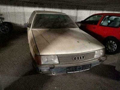 gebraucht Audi 100 C3 TDI (Typ 44) 5 zylinder