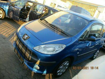 gebraucht Peugeot 1007 Sport-klima org km 91456 TIP TOP 1-A