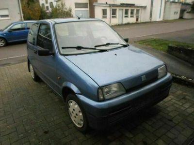 gebraucht Fiat Cinquecento als Kleinwagen in Küssaberg