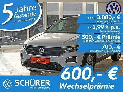 gebraucht VW T-Roc T-RocIQ.DRIVE Plus 1.6TDI LED°Navi°Kamera°Apple-Car-Play