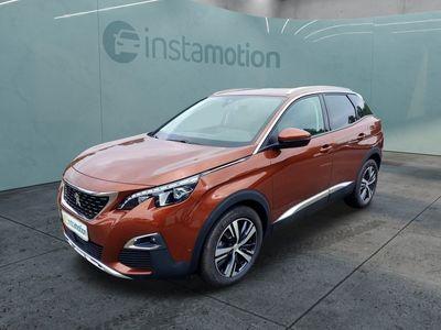 gebraucht Peugeot 3008 3008BlueHDi 120 Stop & Start EAT6 Allure