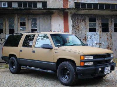 gebraucht Chevrolet C1500 SuburbanSuburban RWD 5.7 LPG Gas Einzelstück TOP