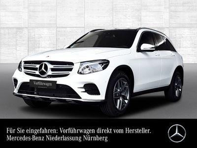 gebraucht Mercedes GLC250 4M Sportpak LED Keyl-GO Kamera Navi Sitzh