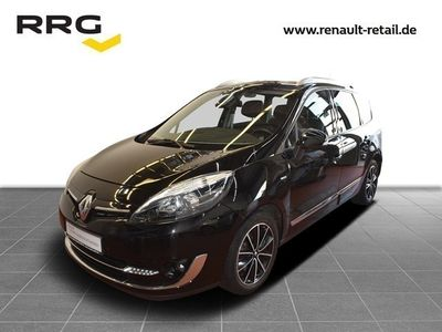 gebraucht Renault Grand Scénic III 3 1.6 DCI 130 FAP BOSE EDITION PAR