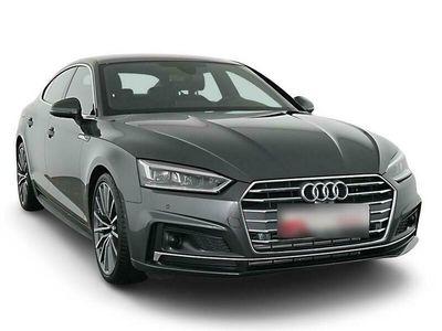 gebraucht Audi A5 Sportback 35TFSI 2 x S Line LED/ACC/19/Leder