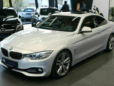 gebraucht BMW 428 i Luxury Line HUD*GSD*NAVIPROF.19Zoll M