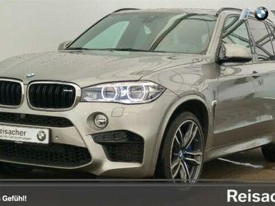 gebraucht BMW X5 M A Navi,AHK,Leder,Autom,Driving Assistant,SH