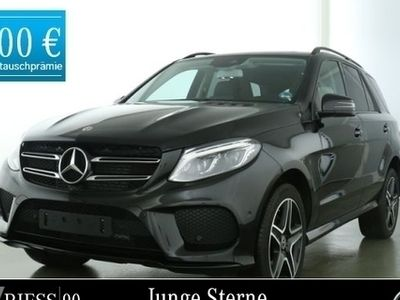 gebraucht Mercedes GLE350 d 4MATIC AMG+Comand+Night+LED+AHK+Kamera