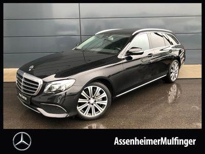 gebraucht Mercedes E350 T **COMAND/Multibeam/Burmester