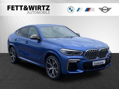 gebraucht BMW X6 M50i