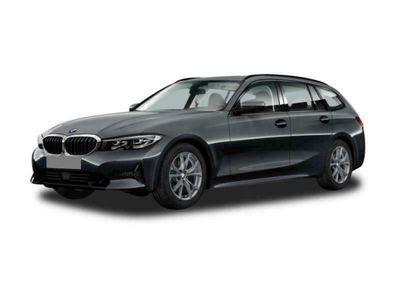 gebraucht BMW 330 330 i Sport Line ACC DAB PDC Navi LED SHZ HiFi