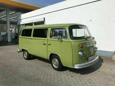 gebraucht VW T2 9 Sitzer