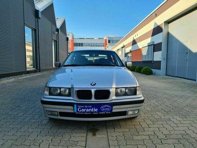 gebraucht BMW 316 Baureihe 3 Compact i Comfort Edition