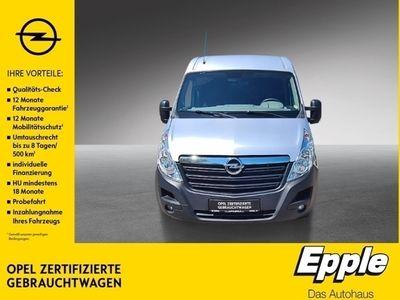 gebraucht Opel Movano B Kasten Combi HKa L2H2 3,5t 2.3 CDTI Biturbo 170 3 Rückfahrkam. Fernlichtass.