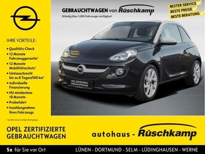 gebraucht Opel Adam Slam 1.4 LPG LED-hinten LED-Tagfahrlicht Multif.Lenkrad RDC Klimaautom SHZ