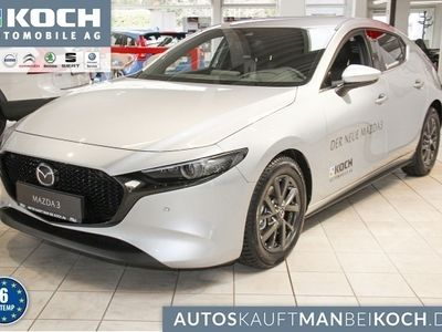 gebraucht Mazda 3 2.0 M Hybrid 6AG AL-SELECTION A18 DES-P LED-S BO