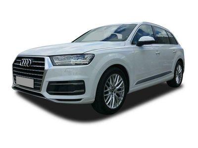 gebraucht Audi Q7 Q73.0 TDI q. S-Tronic Leder beige LED Navi touch