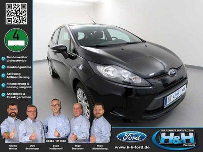 gebraucht Ford Fiesta 1.25 Trend (Klima+Sitzheitzung)