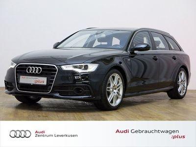 gebraucht Audi A6 Avant 3.0 TDI MULTITR LEDER BOSE NAVI STANDHZ - Klima,Schiebedach,Xenon,Sitzheizung,Alu,Servo,Standheizung,