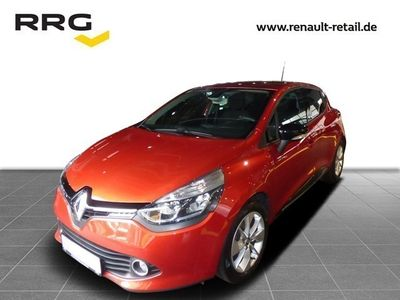 gebraucht Renault Clio IV IV 1.2 16V Limited Deluxe